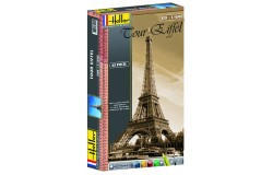 THE EIFFEL TOWER GIFT SET H48CM ICKL CEMENT, BRUSH PAINT 1/650