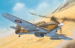 MODEL SET Hawker Hurricane Mk IIC 1/72