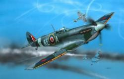 MODEL SET Supermarine Spitfire Mk V 1/72