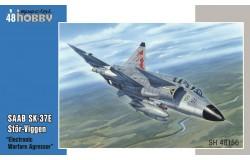 "SAAB SK-37E STÖRVIGGEN ""Electronic warfare"" 1/48"