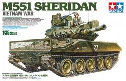 U.S. Airborne Tank M551 Sheridan (Vietnam War) (2019) 1/35