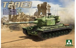 US HEAVY TANK T29E3 1/35