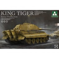 German Heavy Tank King Tiger Initial 1/35