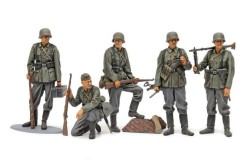 GERMAN INFANTRY SET (MID-WWII) 2019 1/35