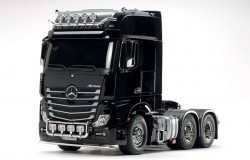 1/14 MAN TGX 26.540 6x4 (Pre-Painted Gun Metal)