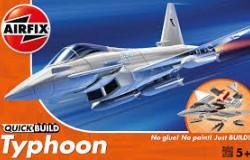 Eurofighter Typhoon QUICK BUILD