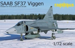 SAAB SF37 PHOTO VIGGEN 1/72