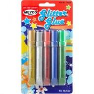 Glitterlim 5 x 10,5 ml