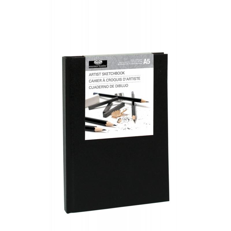 R&L Artist Sketchingbook Hardbound A5