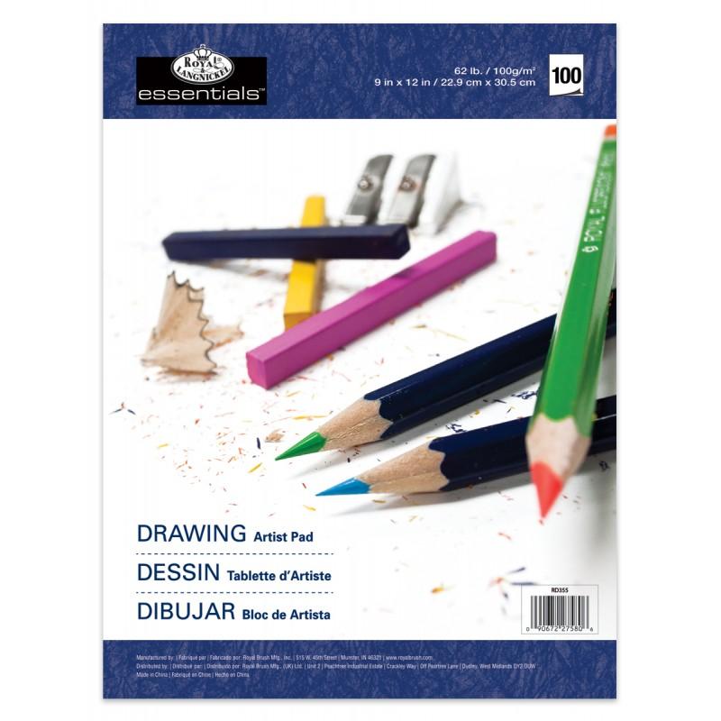 R&L Artist 9x12 Drawing pad