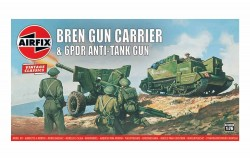 Bren Gun Carrier and 6pdr Anti-Tank Gun, 2/76