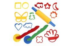 Formar verktyg stl 3,5x3,5 - 7 st