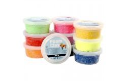Foam Clay mixade färger basfärg
