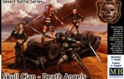 SKULL CLAN DEATH ANGELS 1/35