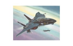 MODEL SET F-14A BLACK TOMCAT 1/144