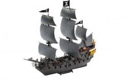 MODEL SET PIRATE SHIP BLACK PEARL 1/150