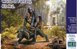 World of Fantasy. Kit No. 2 1/24