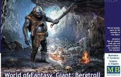 World of Fantasy. Giant. Bergtroll 1/24