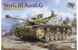 StuG.III Ausf.G early production 1/35