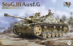 StuG.III Ausf.G early production 1/35