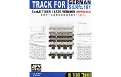 TRACKS TIGER I LATE (ARTICULATED)