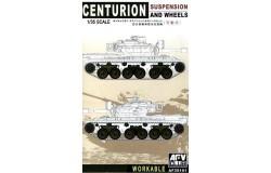 Centurion Suspension and wheels
