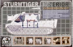 STURMTIGER INTERIOR SET