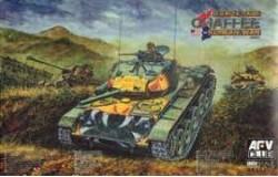 M24 Chafee tank Korea war vision