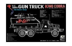 M113+M54A2 GUN TRUCK