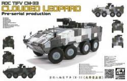 ROC TIFV CM-33 CLOUDED LEOPARD Per-serial Production
