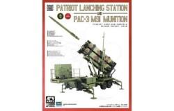 M901 Launching Station an MIM-104F Patriot PAC-3 ROC(Taiwan)US Army Version