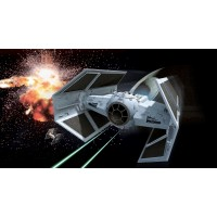 Darth Vader's TIE Fighter (master series) - lim ed 1:72