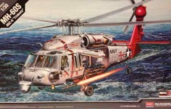 """USN MH-60S """"HSC-9 TROUBLE SHOOTER"""" 1/35"""