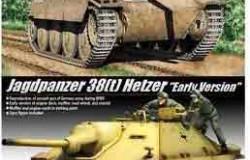 HETZER EARLY PRODUCTION 1/35