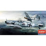 Messerschmitt BF-109G 1/72