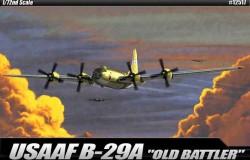 """USAAF B-29A """"OLD BATTLER"""" 1/72"""
