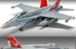 """USMC F/A-18A+ """"VMFA-232 Red Devils"""" 1/72"""