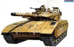 IDF MERKAVA MK III 1/35