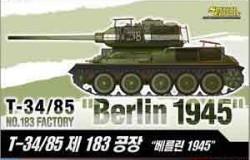 T-34/85 183 Factory 'Berlin 1945' 1/35
