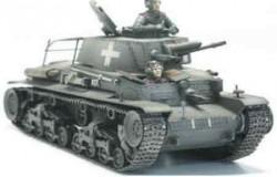PzKpfw 35(t) German Panzer Command Tank 1/35
