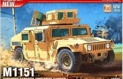 M1151 ENHANCED ARMAMENT CARRIER 1/35