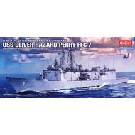 USS OLIVER HAZARD PERRY 1/350