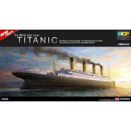 TITANIC WHITE STAR LINER (670 mm) 1/400