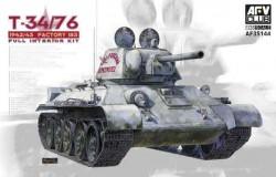 T34/76 Mod. 1942/43 No.183 (Full t.)  1/35