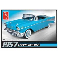 CHEVY BEL AIR 1957 1/25 (inkl.engine)