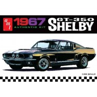 1967 Shelby GT350 - Black 1/25