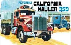 Peterbilt 359 California Hauler Conventional 1/25
