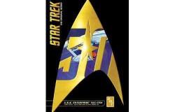 Star Trek Classic U.S.S. Enterprise (50th Anniversary Ed) 1/650