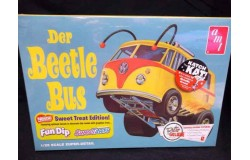 "VW Beetle Bus ""Van S"" 1/25"