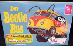 """VW Beetle Bus """"Van S"""" 1/25"""